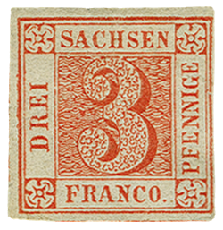 Sachsen Dreier